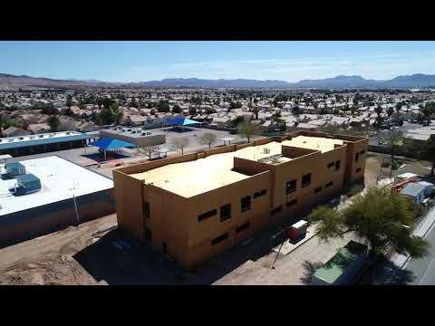 John F. Mendoza Elementary School, Classroom Addition, March 2019