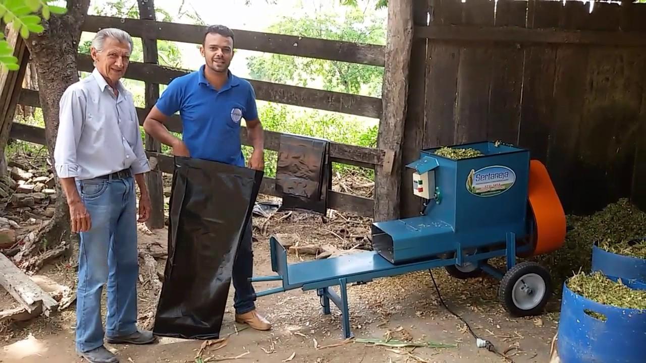 Maquina empacotadora de silagem ( sertaneja) 33 9 9126-4890 whts - YouTube 5ffcd67cd48