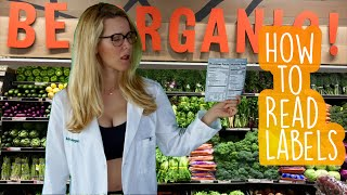 Nutrition Label Lies | How to protect yourself from food poisoning!