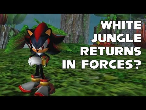 White Jungle is Returning in Sonic Forces? Tokyo Game Show News Round-Up!