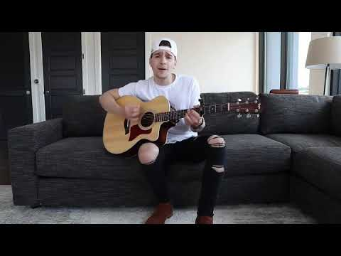 """Downtowns Dead"" - Sam Hunt - Cover by: Joe Hanson"