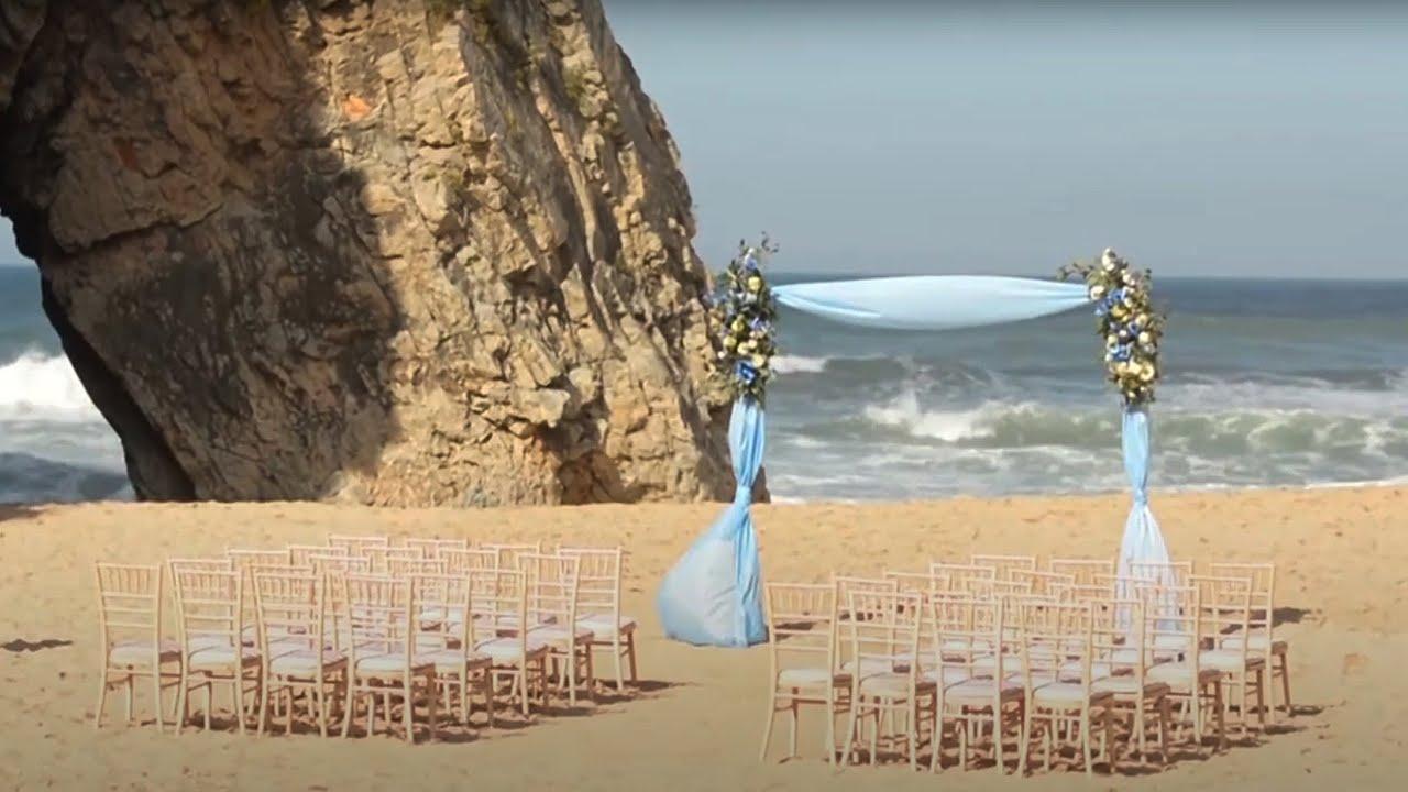 Beach Wedding in Portugal ~ by Lisbon Wedding Planner