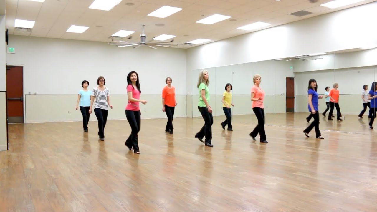 VHS (Very Hot Summer) - Line Dance (Dance & Teach in English & 中文)