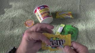 Bunker Rations - Alternative Do-It-Yourself Meal Ready To Eat (DIY MRE)