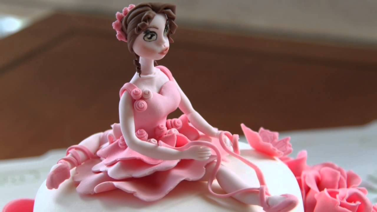 Torta Shanti Ballerina In Pdz Youtube