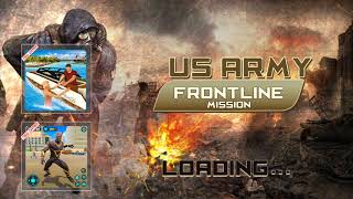 Army Frontline Mission Special Forces Commando Ops / Android Game / Game Rock
