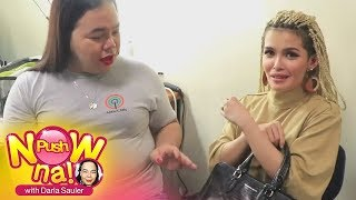 Push Now Na: KZ Tandingan's bag raid