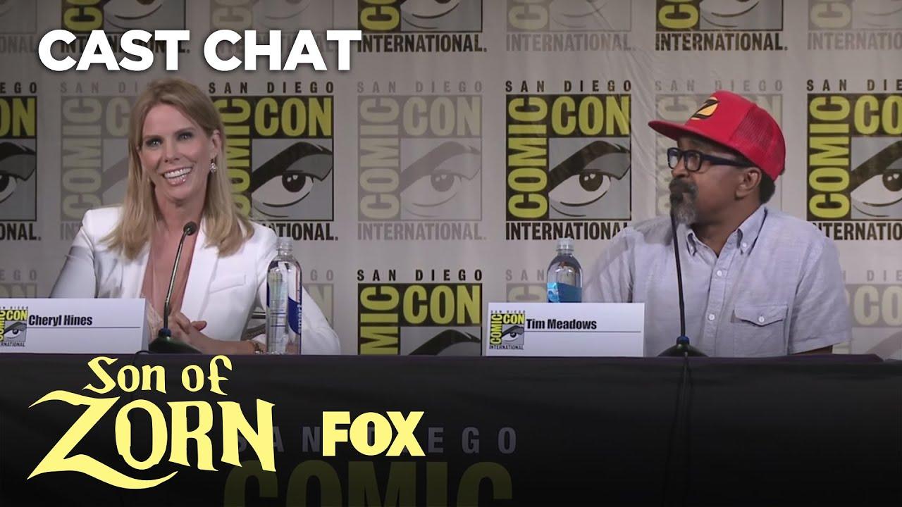 Download Comic-Con Panel Highlights Pt.1 | Season 1 | SON OF ZORN