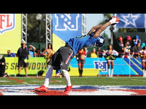 Drone Drop: Pro Bowl Skills Showdown | NFL
