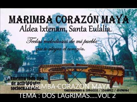 Marimba Corazon Maya