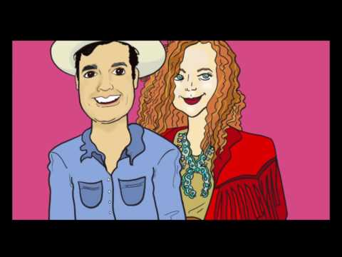Flatland Cavalry - A Life Where We Work Out Lyric Video