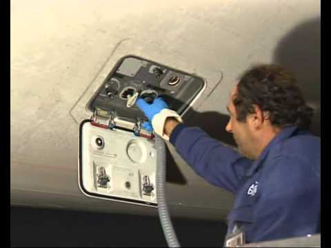Airbus A320 Family Potable Water Tank Servicing Manual