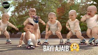 Gambar cover Selain Nabi Isa AS, Bayi yang Baru Lahir ini Juga Bisa Bicara Atas Izin Allah!