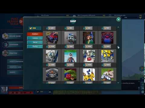 Post Human W.A.R PC Options Tour Steam |
