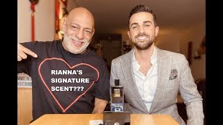 By Kilian Love Dont Be Shy REVIEW with Steve Assous + GIVEAWAY -  Rihannas Signature Scent???