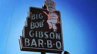 Big Bob Gibson BBQ, Decatur Alabama