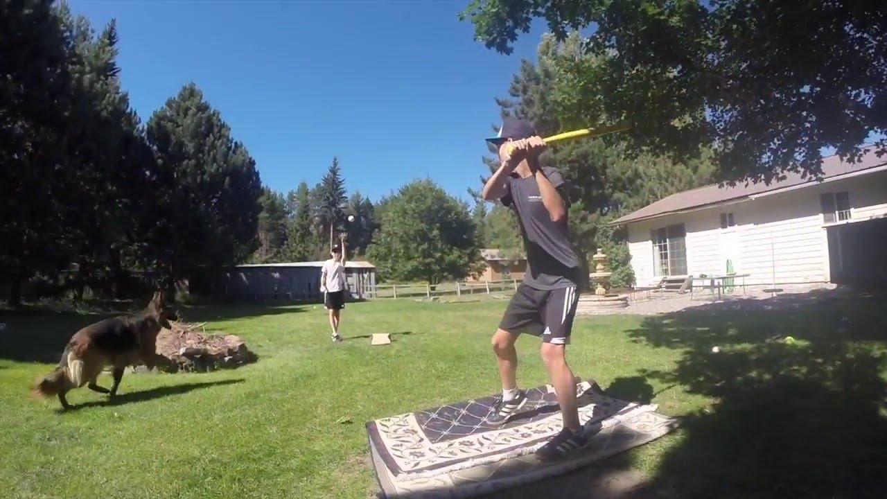 2015 home run derby wiffle ball youtube