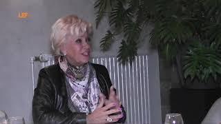 Te gast bij LEF-TV Carla van de Bosch HV Patrick Echt