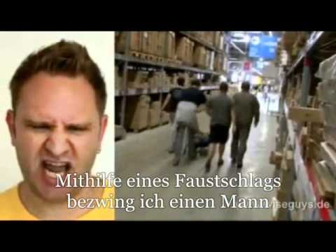 wise guys mittsommernacht bei ikea hq music video lyrics youtube. Black Bedroom Furniture Sets. Home Design Ideas