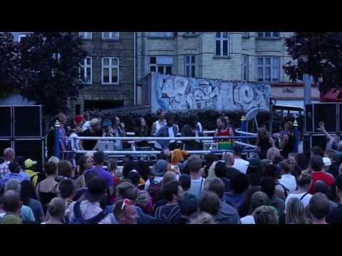 Copenhagen Reggae Festival Sound Clash 2013 Infinity vs Kalima