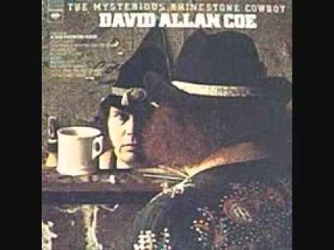 David Allan Coe crazy mary
