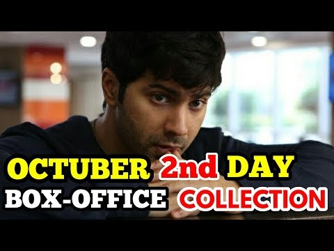 OCTOBER MOVIE 2nd Day Box-office Collection ! Hit / Flop ! Varun Dhawan !