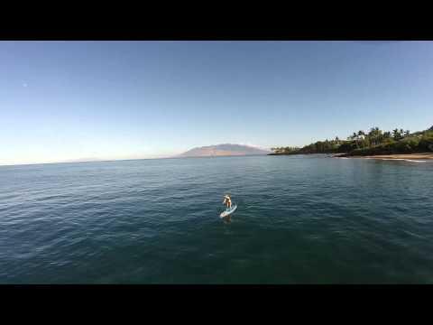 Maui Morning Paddle
