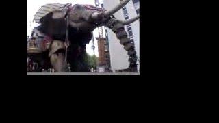 Giant ELEPHANT IN ANTWERP (ROYAL DE LUXE) FULL MOVIE!!