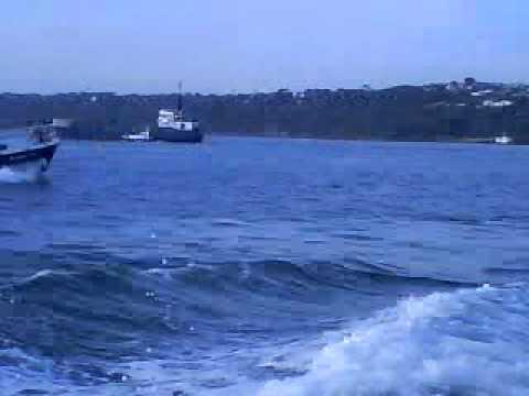 Travel Trident - St. Peter Port to Herm Island - September 2009
