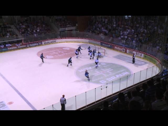 Vorbereitungsspiel: Schwenninger Wild Wings-EHC Freiburg