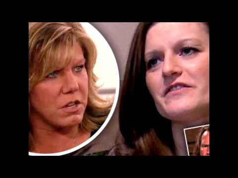 SISTER WIVES' STAR ROBYN INSULTS MERI TO FRIENDS IN PRIVATE MESSAGES