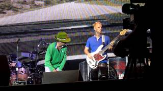 Jamiroquai - Travelling Without Moving - Magic Summer Live 2013