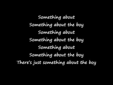 Little Mix - About The Boy (Lyrics)
