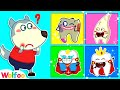 Which Is Wolfoo's Wobbly Tooth? - Wolfoo Learn Healthy Habits for Kids | Wolfoo Family Kids Cartoon