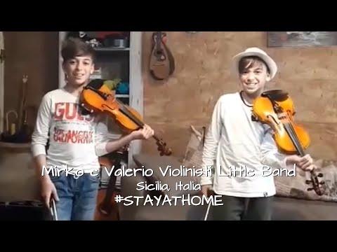 Mirko E Valerio Stai A Casa - Viva La Vida (Coldplay)