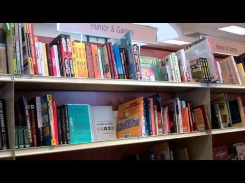 Barnes and Noble UNOH Bookstore (HD)