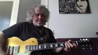 Sire Larry Carlton L7 GT Goldtop Guitar Demo