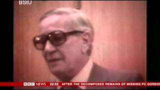 Video of British Super Spy Kim Philby explaining how he succeeded at spying