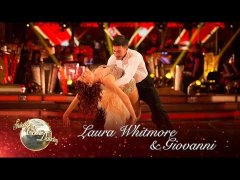Laura Whitmore & Giovanni Pernice Salsa to 'Rhythm of the Night' - Strictly 2016: Week 3