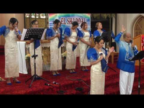 El Shaddai Newcastle Chapter UK 10th Thanks Giving Anniversary Opening Prayer