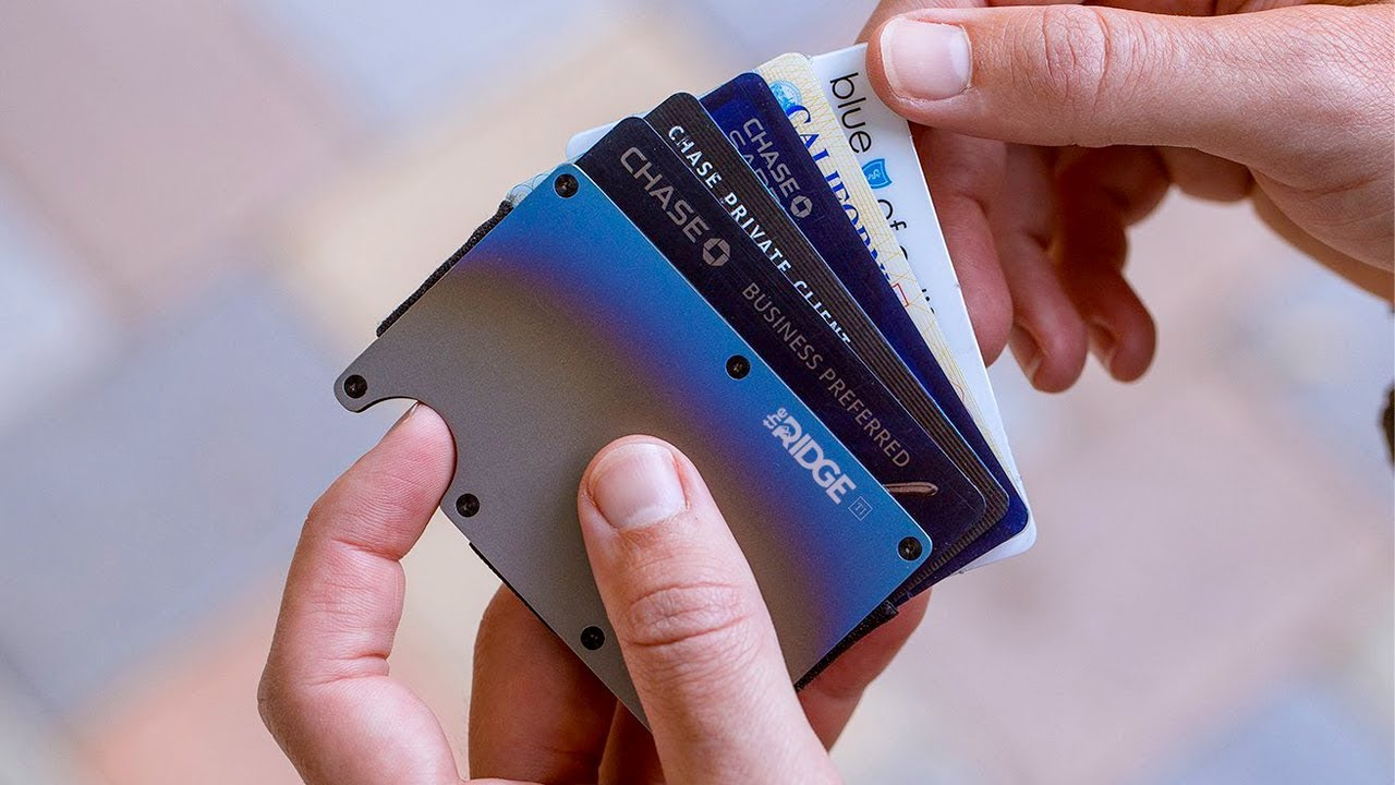 Seven Things You Most Likely Didn't Know About Best Credit Card Holder | Best Credit Card Holder