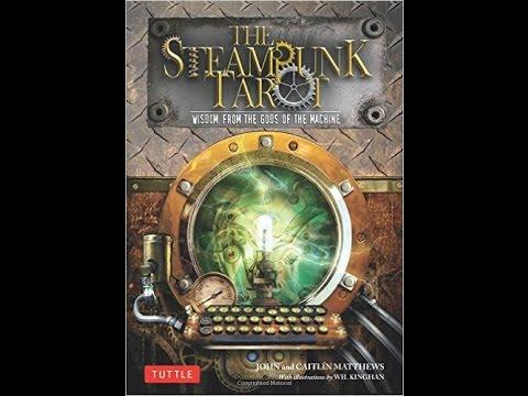 Steampunk Tarot - John and Caitlin Matthews