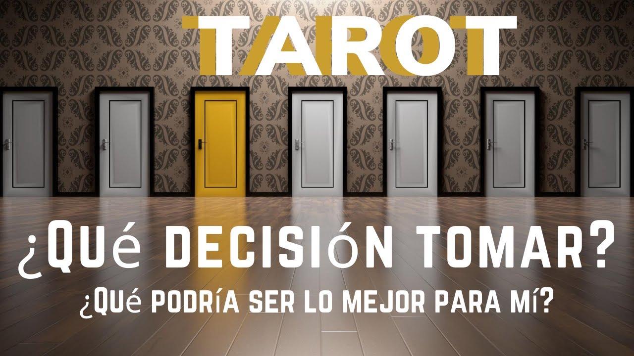 ¿Qué es lo mejor para mi? - Tarot 🐢Decisiones - Interactivo✨