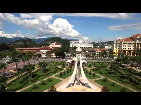 Ipoh Perak by Drone