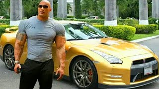 The Untold Truth Of Dwayne Johnson [House, Cars collection, transformation]