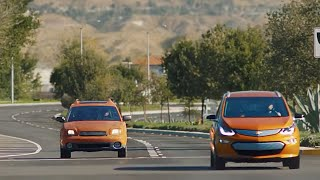 Electric Car Ad Sponsored by VW with 2018 CHEVROLET BOLT EV: Iklan TV Commercial TVC CF