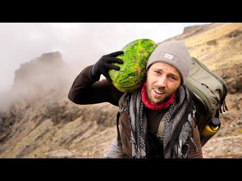 Climbing Mount Kilimanjaro with a Watermelon