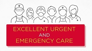 All Under One Roof | Urgent + Emergency Care | Aurora BayCare