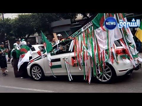 fe1b1afb5f008 شاهد سيارة يتنحاو قاع .. أجمل سيارة في الجزائر سيارة الحراك