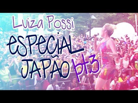 """ESPECIAL JAPÃO  LUIZA POSSI NO FESTIVAL BRASIL : """"QUANDO""""  Lab LP"""